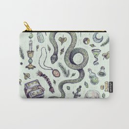 Slytherin, Those Cunning Folk Carry-All Pouch