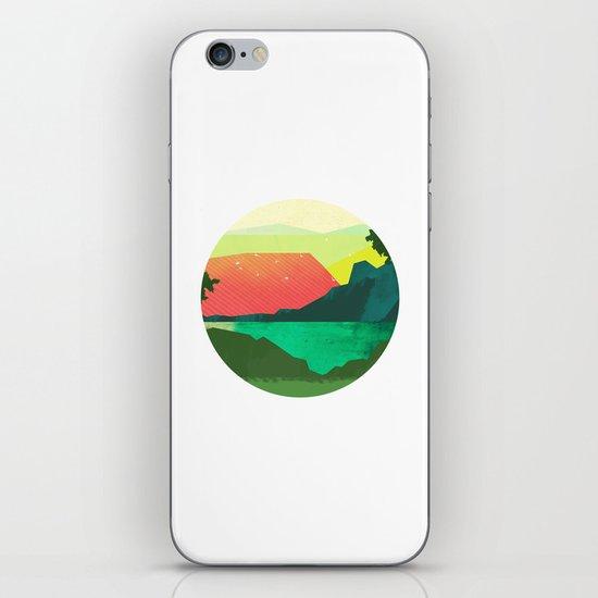 Circlescape iPhone & iPod Skin