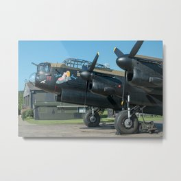 Just Jane - II Metal Print