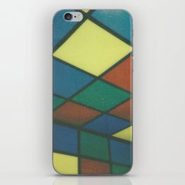 In Living Color iPhone Skin