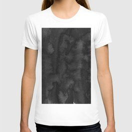 Black Ink Art No 2 T-shirt
