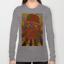 T-Psychedelic Long Sleeve T-shirt