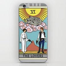 The Lovers - Tarot Card iPhone Skin