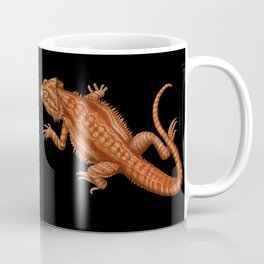 Bearded Dragon 2 Coffee Mug