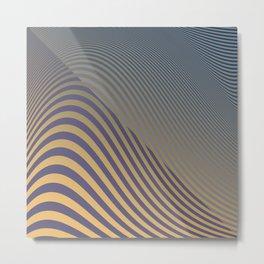 Crepuscular Metal Print