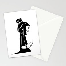 Cute Killer Stationery Cards