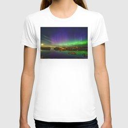 """Lanescove Aurora """"redo"""" T-shirt"""