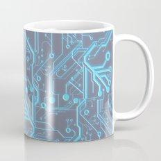 1982 Blue Mug