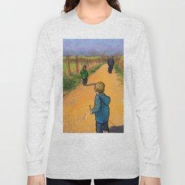 The Road Forward Long Sleeve T-shirt