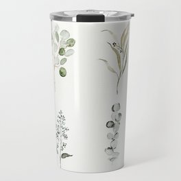 Eucalyptus Branches Travel Mug