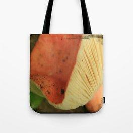 Big Red * Mushroom  Tote Bag