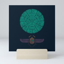 Sacred Sun Mini Art Print