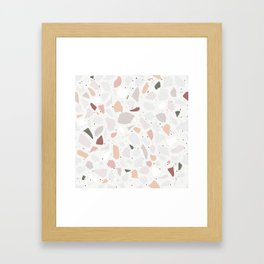 Playa Framed Art Print