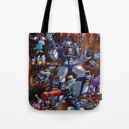 Cries and screams are music to my ears Tote Bag