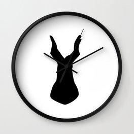 Letter Y - GoldShade Wall Clock