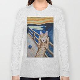 The Scream Long Sleeve T-shirt