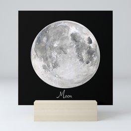 Moon #2 Mini Art Print