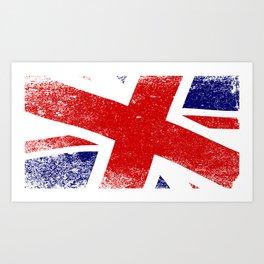 fa2bc716a2 Union Jack Flag Art Prints