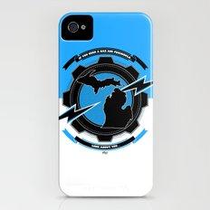 If You Seek a Bad Ass Peninsula... iPhone (4, 4s) Slim Case
