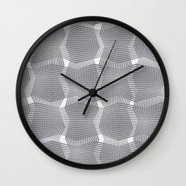 Gray Perspectives  Wall Clock