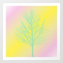 Northern Spring Art Print