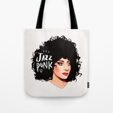 JazzPunk Tote Bag