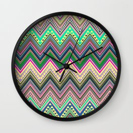blast of summer new colour! Wall Clock