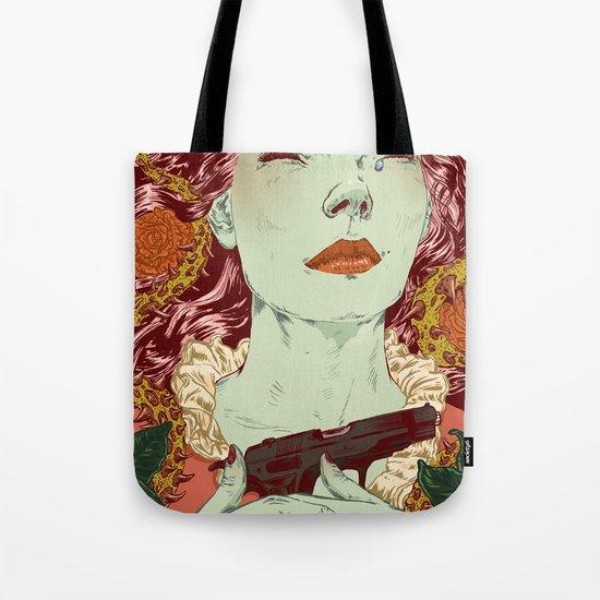 Gonzo Girls vs Sleeping Beauties Tote Bag