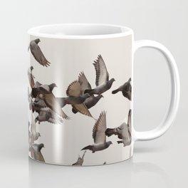 Over my head Coffee Mug
