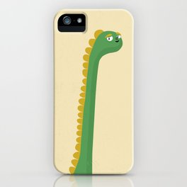 Cute Dinosaur iPhone Case
