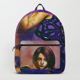 Fashion Bookworm Backpack
