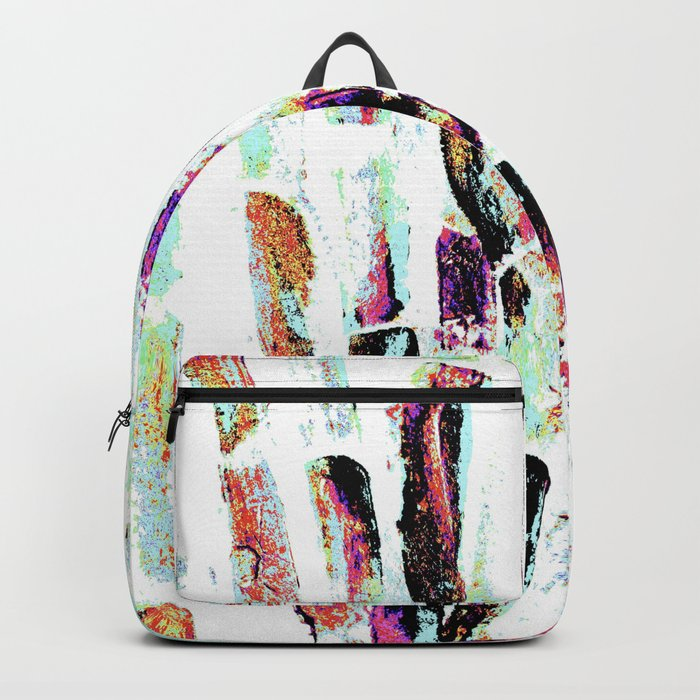 Rainbow Candy Sugar Cane, Spring, First World Problems Backpack