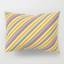 Summer Lights Inclined Stripe Pillow Sham