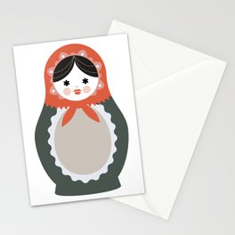 Matrioska-004 Stationery Cards