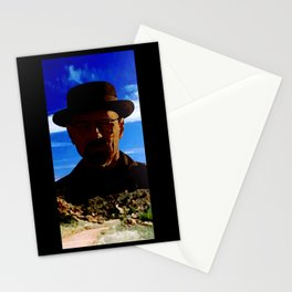 Ozymandias - Breaking Bad Stationery Cards