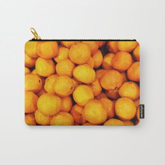 Mandarin, tangerine Carry-All Pouch