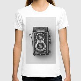Rolliflex Camera T-shirt