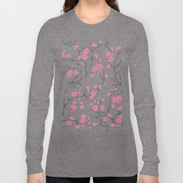 Cherry Blossom in Spring Long Sleeve T-shirt