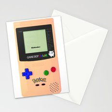 GAMEBOY JIGGLYPUFF EDITION Stationery Cards