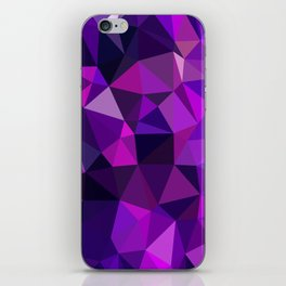 Pink Movement iPhone Skin