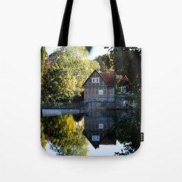 Former lock keeper's house Tote Bag