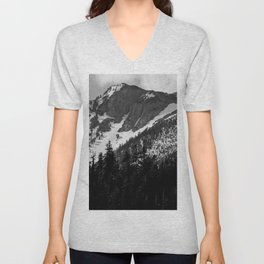 Mammoth Lakes 2 Unisex V-Neck