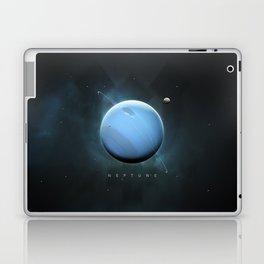 A Portrait of the Solar System: Neptune Laptop & iPad Skin