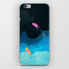 Come to reach the stars iPhone & iPod Skin