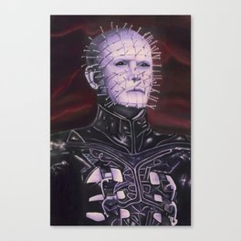 Hellraised Canvas Print