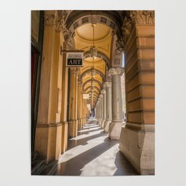 GPO Building, Martin Place, Sydney Poster
