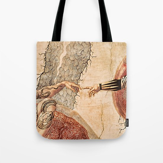 Angel Touch. Tote Bag