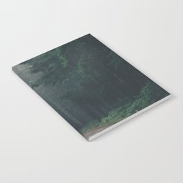 Forest Road Notebook