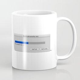 Work in progress bar #4 Coffee Mug
