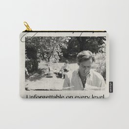 Call Me By Your Name Vintage Carry-All Pouch
